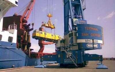 Terminal San Giorgio Porto di Genova